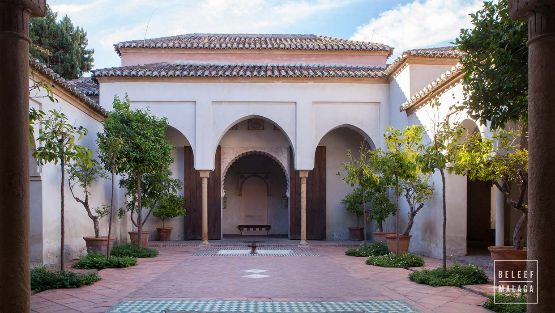 Alcazaba Malaga reisgids