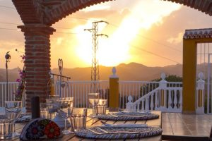 Gastenverblijf Malaga Andalusie