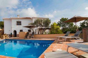 BB Malaga Andalusie vakantie