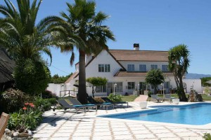 Finca la Toronja – bed & breakfast Málaga
