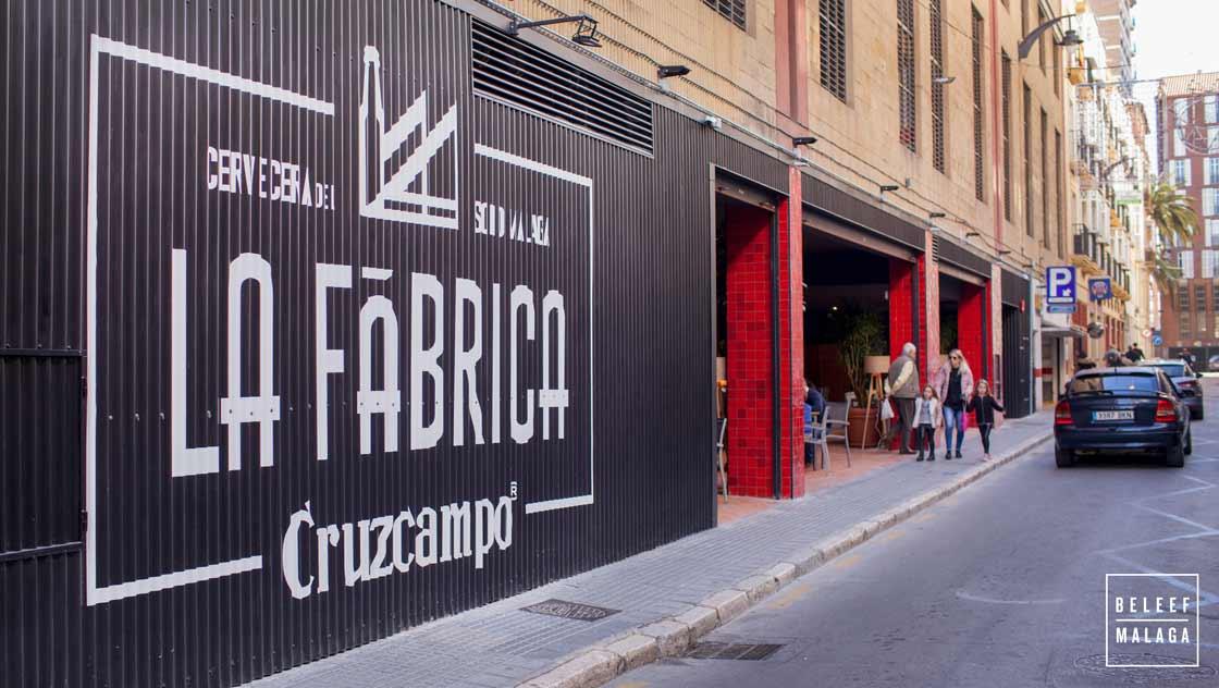 La Fabrica Malaga - reisgids Malaga