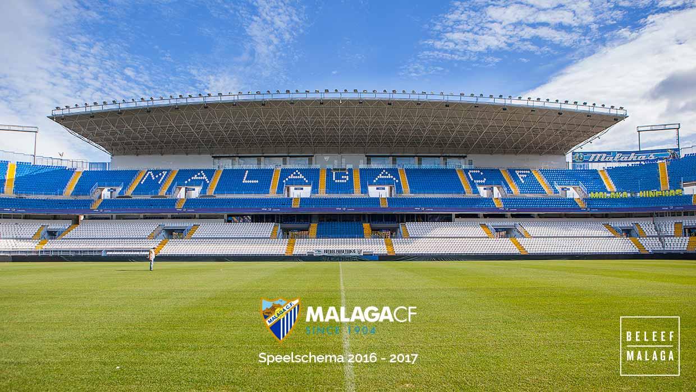 Reisgids Malaga voetbal