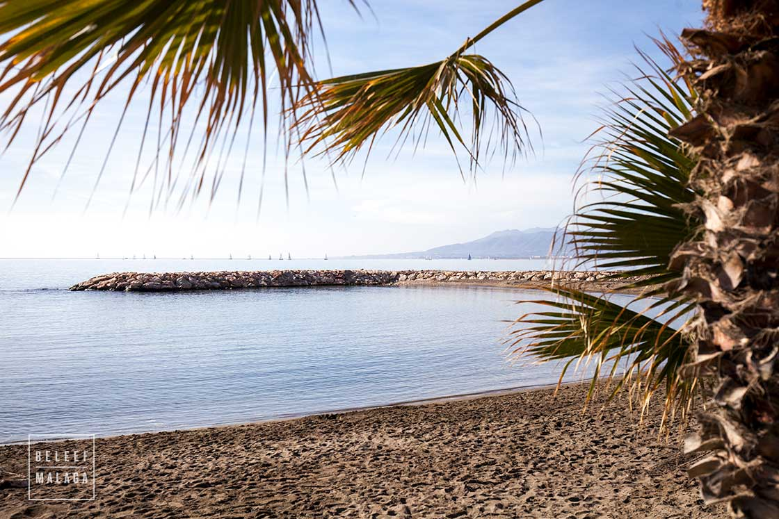 Pedregalejo strand - reisgids Malaga