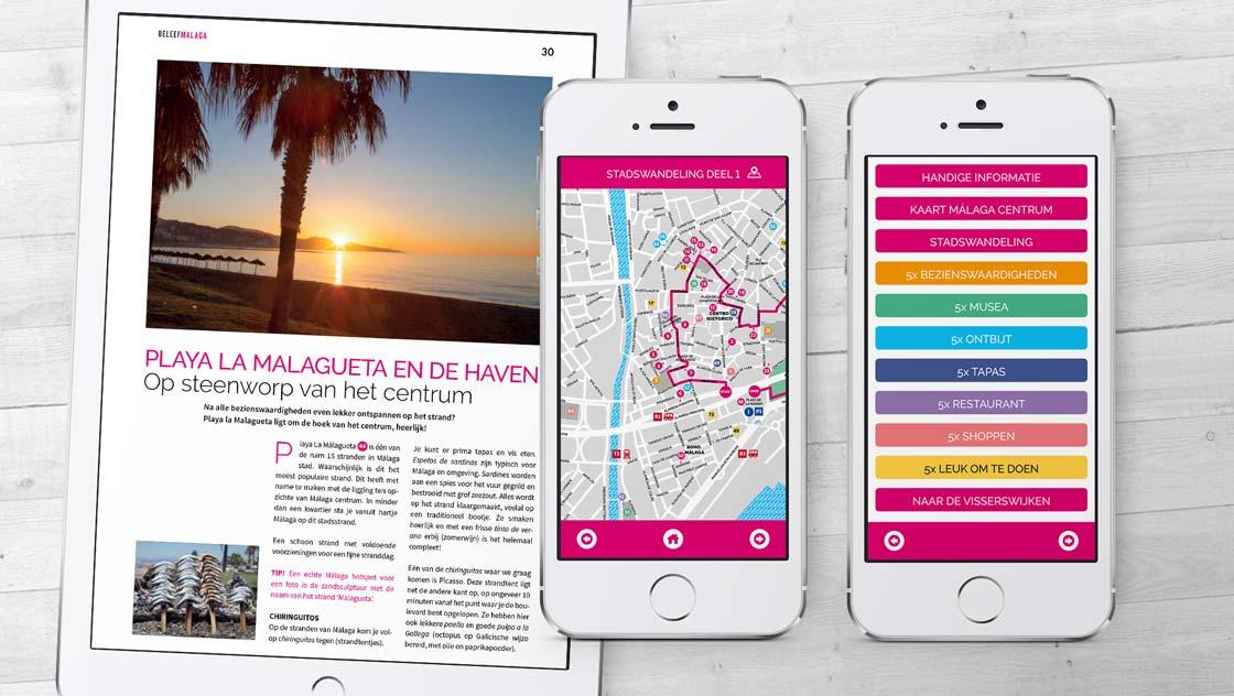 Reisgids Malaga digitaal stadsgids