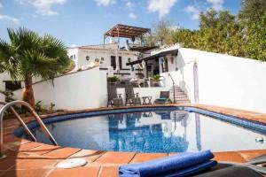 Casa Álora – vakantiehuis Málaga