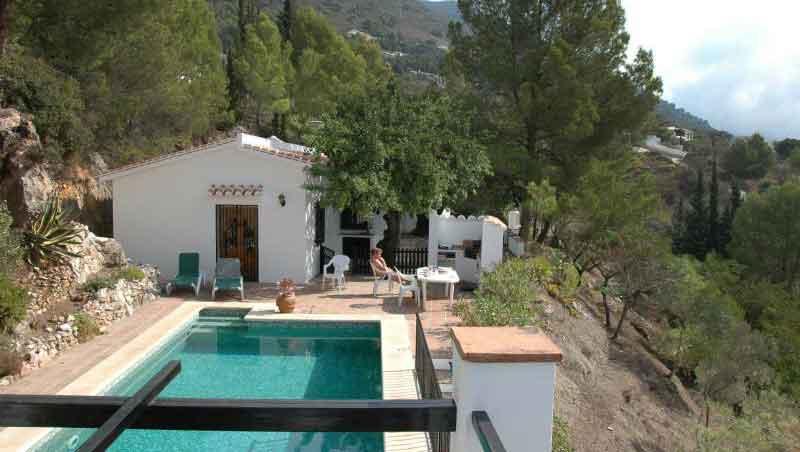 Vakantiehuis Malaga - B&B Andalusie Nederlanders