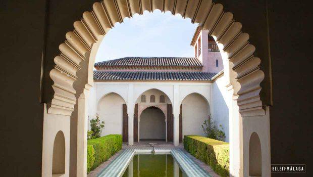 Alcazaba Malaga - vakantie Malaga