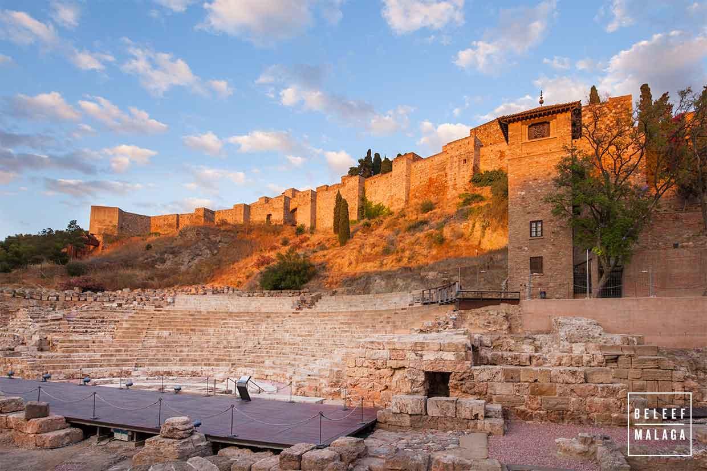 Alcazaba Malaga stedentrip