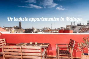 Appartementen in Malaga centrum