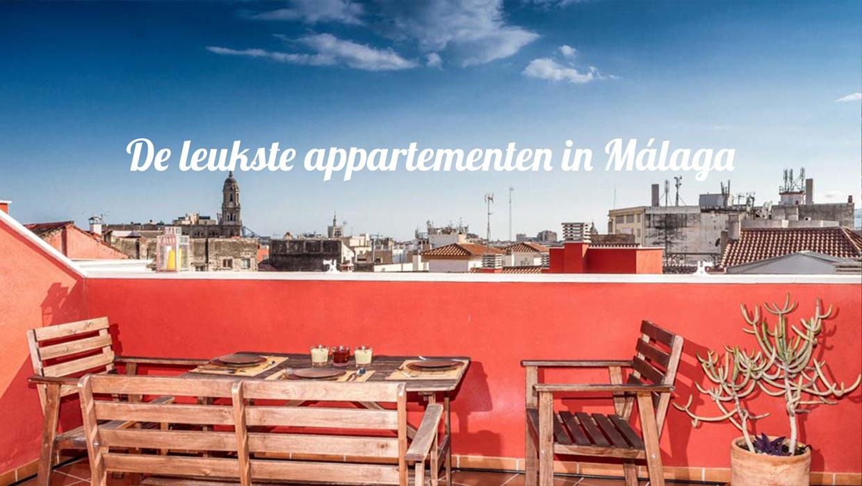 Appartementen in Málaga centrum – De 10 beste vakantie appartementen