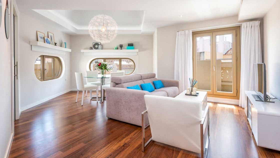 Appartement Malaga - Vakantiehuis