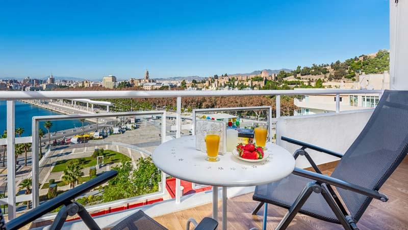 Appartemente Malaga haven