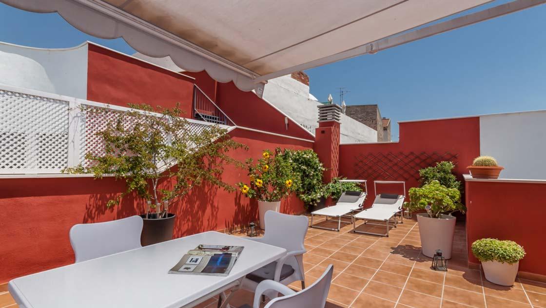 Appartement Malaga Maria - vakantiehuis