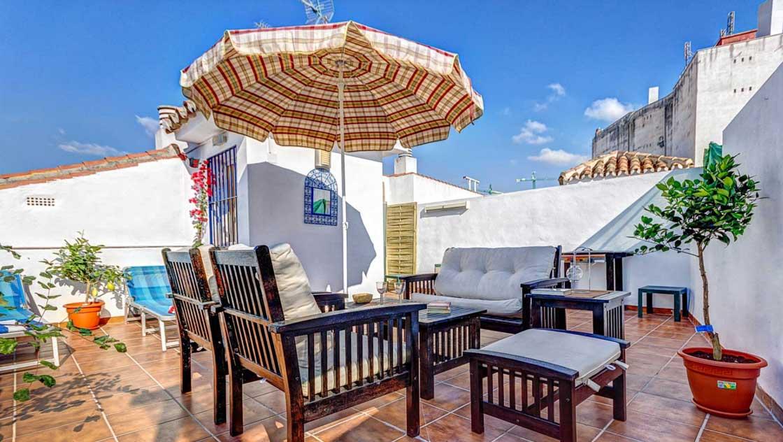 Appartement Malaga Picasso - vakantiehuis