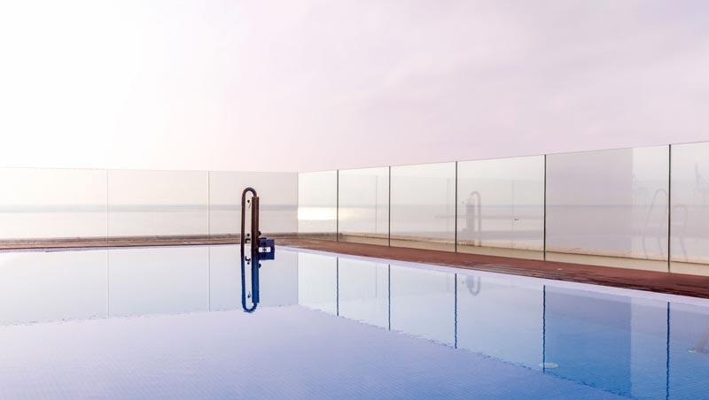 Vakantie appartement Malaga met rooftop zwembad