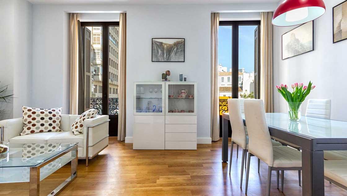 appartement Malaga centrum - vakantie