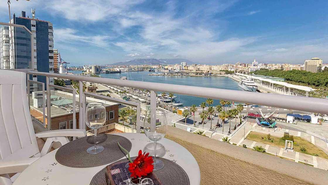 Appartement Malaga Susana - Vakantiehuis