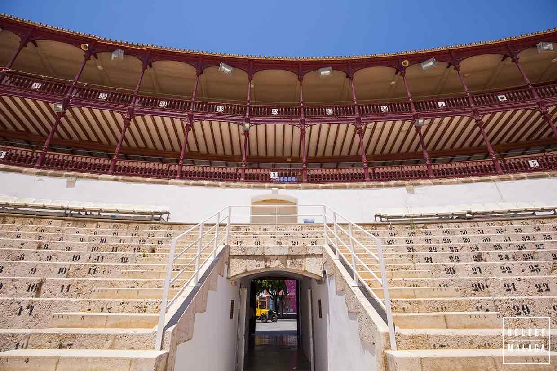 Arena Malaga stedentrip