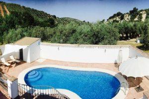 BB omgeving Malaga - Andalusie