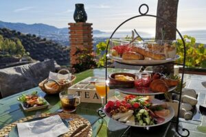 Bed breakfast Malaga Spanje