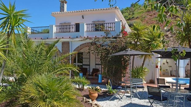 bed & breakfast Malaga omgeving