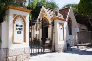 Engelse begraafplaats Málaga – Cementario Inglés