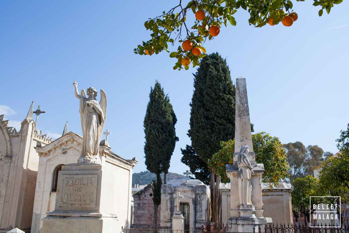 Begraafplaats Malaga