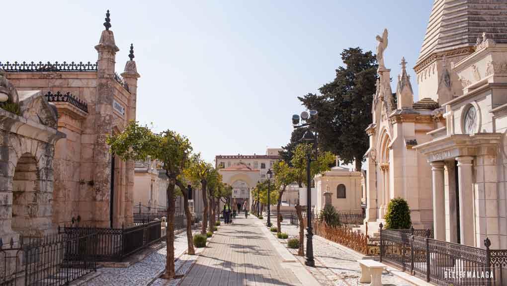 Begraafplaats Malaga San Miguel
