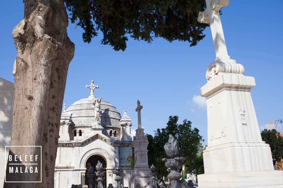 Begraafplaats Malaga - San Miguel