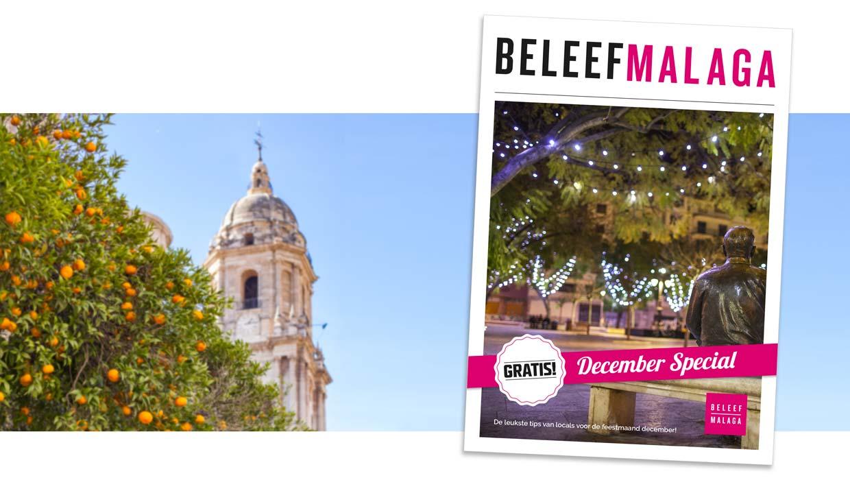 Málaga december special, feestdagen in Málaga
