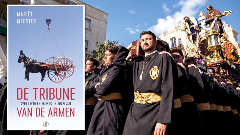 Boek over de Semana Santa, Málaga en tradities in Andalusië