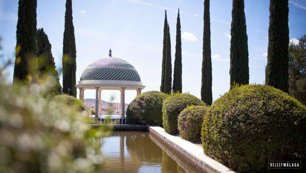 Botanische tuin Malaga