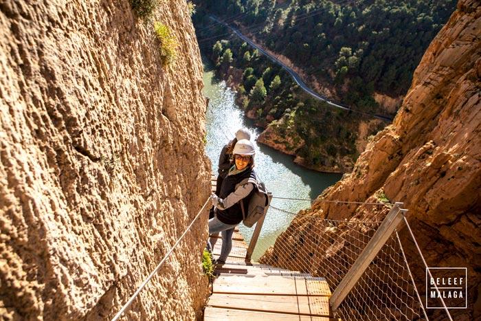 Caminito del Rey Malaga - ervaring