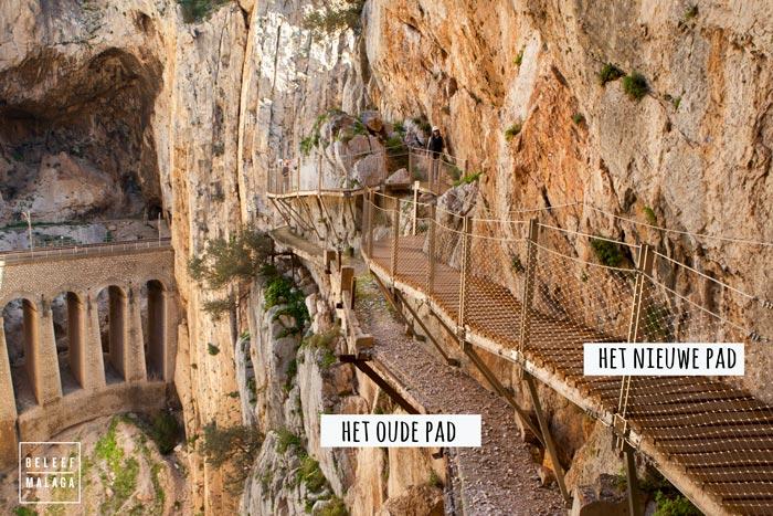 Caminito del Rey Malaga ervaring