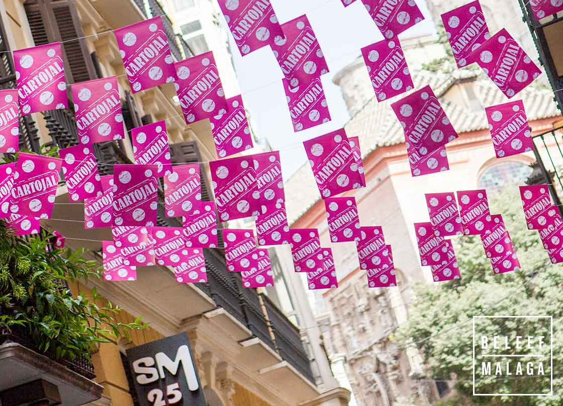 Cartojal feria de Malaga
