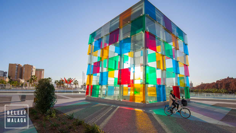 Centre Pompidou Malaga - reisgids Malaga