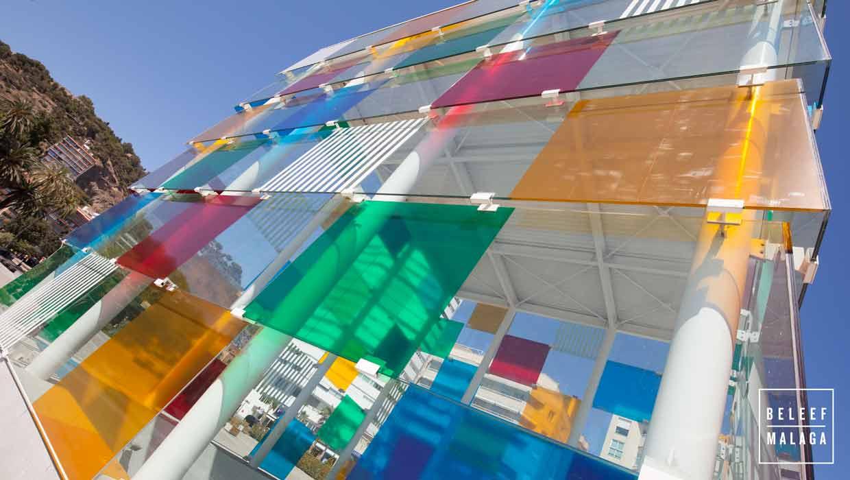 Centre Pompidou Malaga - museum Malaga