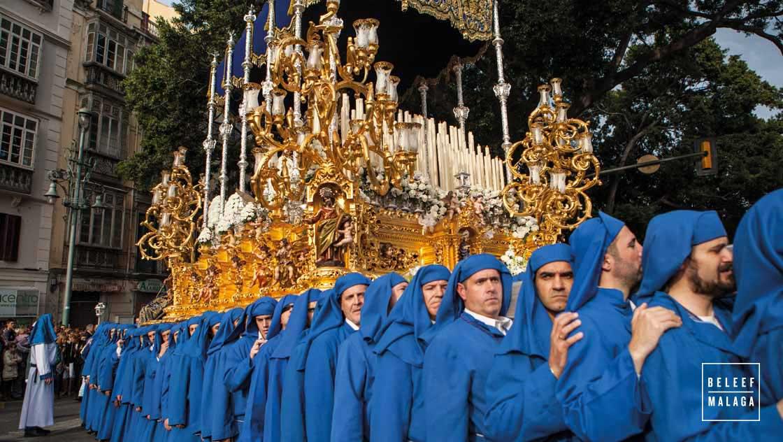 Dragers Semana Santa Malaga