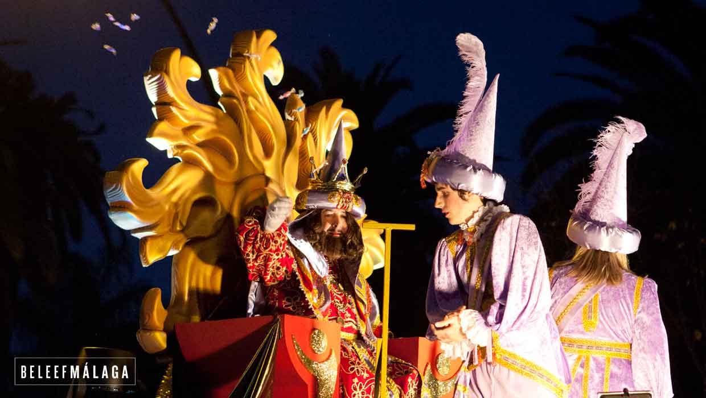 Drie Koningen Málaga Spanje
