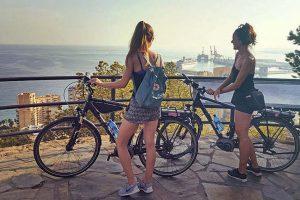 e-bike tour malaga