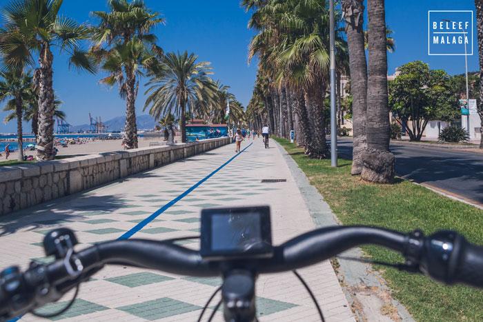 E bike Malaga huren