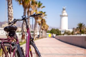 e-bike malaga tour