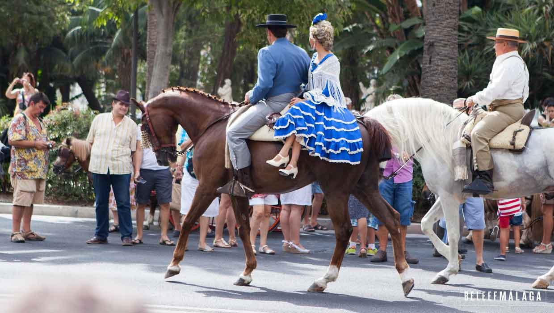 Feria Malaga 2017 – Feest in Málaga!