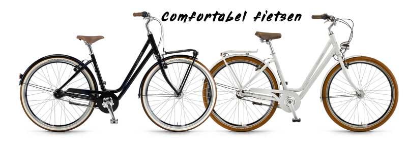 Comfortabel fietsen in Malaga