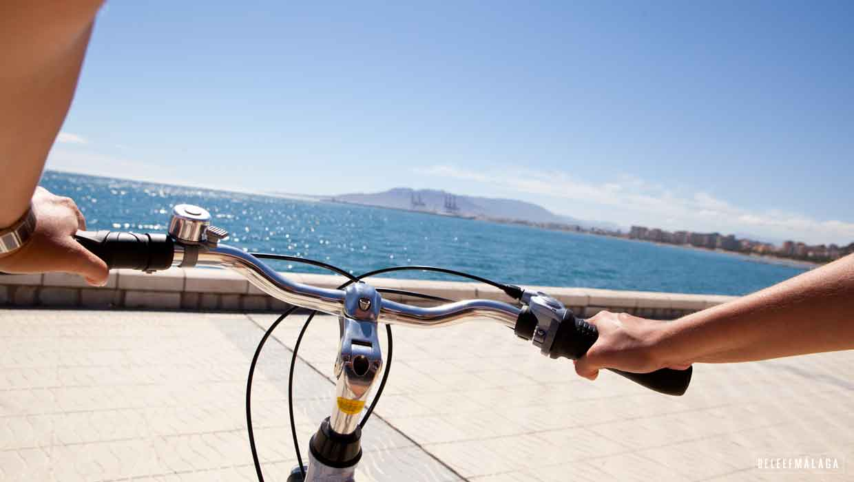 Bike rental Málaga – Makkelijk fietsen huren in Málaga