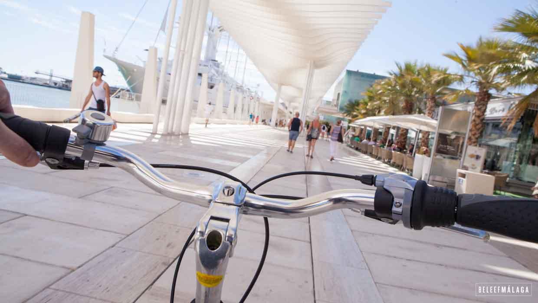 Fietsen Malaga - fietsverhuur