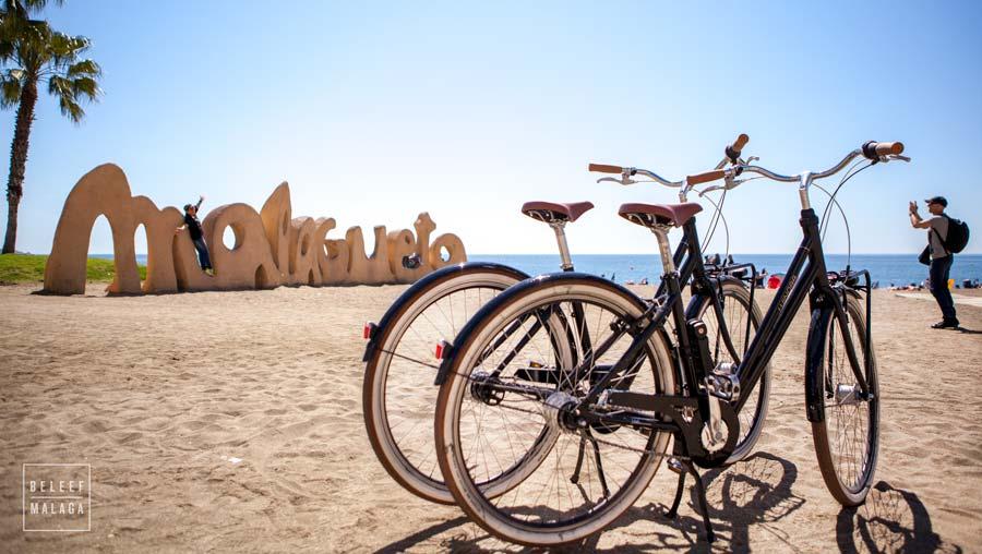 Waarom fietsen in Malaga zo leuk is