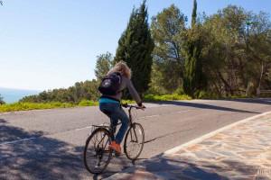Málaga panorama fietstour