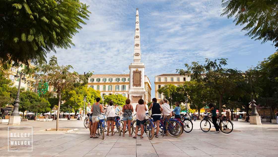 Fietsen Malaga - wat te doen