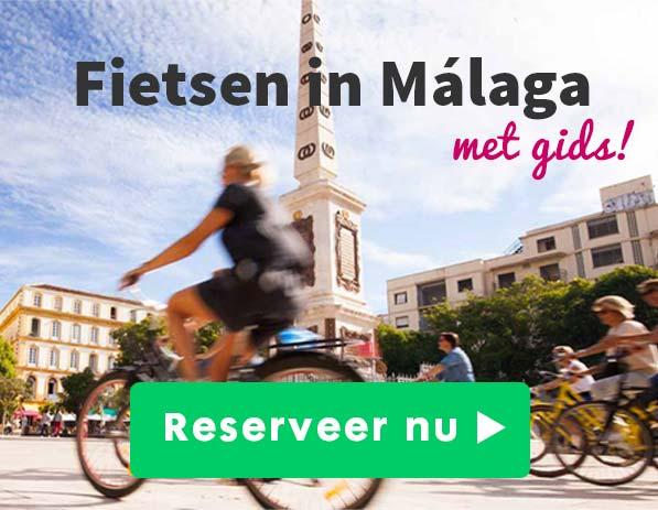 Fietsen Malaga - fietstour met gids